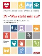 Cover-Bild zu IV - Was steht mir zu? (eBook) von Friedauer, Susanne
