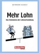 Cover-Bild zu Mehr Lohn (eBook) von Siegrist, Katharina