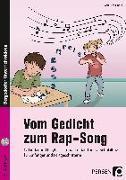 Cover-Bild zu Vom Gedicht zum Rap-Song von Schöllhorn, Rafael