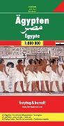 Cover-Bild zu Freytag-Berndt und Artaria KG (Hrsg.): Ägypten. 1:800'000