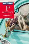 Cover-Bild zu Baedeker Reiseführer Provence, Côte d'Azur (eBook) von Abend, Dr. Bernhard