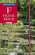 Cover-Bild zu Baedeker Reiseführer Frankreich von Abend, Dr. Bernhard