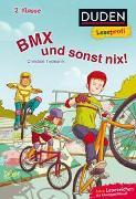 Cover-Bild zu Duden Leseprofi - BMX und sonst nix, 2. Klasse von Tielmann, Christian