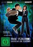 Cover-Bild zu Hay, Phil: The Tuxedo - Gefahr im Anzug