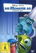 Cover-Bild zu Docter, Pete: Die Monster AG