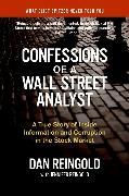 Cover-Bild zu Reingold, Daniel: Confessions of a Wall Street Analyst