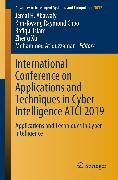 Cover-Bild zu International Conference on Applications and Techniques in Cyber Intelligence ATCI 2019 (eBook) von Abawajy, Jemal H. (Hrsg.)