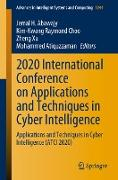 Cover-Bild zu 2020 International Conference on Applications and Techniques in Cyber Intelligence von Abawajy, Jemal H. (Hrsg.)