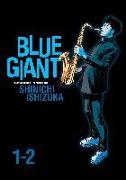 Cover-Bild zu Ishizuka, Shinichi: Blue Giant Omnibus Vols. 1-2
