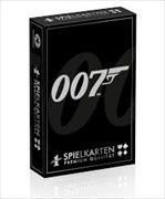 Cover-Bild zu Spielkarten - James Bond