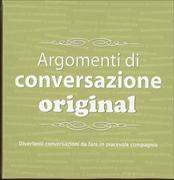 Cover-Bild zu Argomenti di Conversazione Original