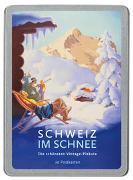 Cover-Bild zu Schweiz im Schnee