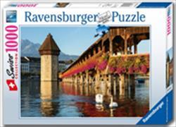 Cover-Bild zu Luzern Kappellbrücke