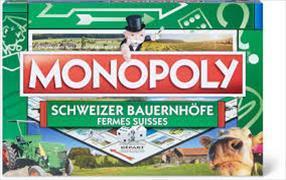 Cover-Bild zu Monopoly Schweizer Bauernhöfe