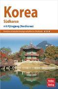 Cover-Bild zu Nelles Guide Reiseführer Korea von Nelles Verlag (Hrsg.)