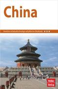 Cover-Bild zu Nelles Guide Reiseführer China von Nelles Verlag (Hrsg.)