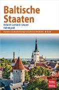 Cover-Bild zu Nelles Guide Reiseführer Baltische Staaten von Nelles Verlag (Hrsg.)