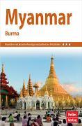 Cover-Bild zu Nelles Guide Reiseführer Myanmar - Burma von Nelles Verlag (Hrsg.)