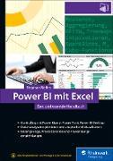 Cover-Bild zu Power BI mit Excel (eBook) von Nelles, Stephan