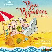 Cover-Bild zu Pippa Pepperkorn macht Ferien (8) (Audio Download) von Habersack, Charlotte