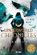 Cover-Bild zu May, Jackie: Underworld Chronicles - Verflucht
