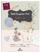 Cover-Bild zu Briefpapier-Set Letters
