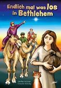 Cover-Bild zu Endlich mal was los in Bethlehem von Schürer, Steffen