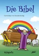 Cover-Bild zu Die Bibel - Biblegrafix von Kündig, Claudia (Illustr.)