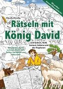 Cover-Bild zu Rätseln mit König David von Kündig, Claudia (Illustr.)