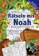Cover-Bild zu Rätseln mit Noah von Kündig, Claudia (Illustr.)