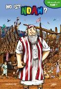 Cover-Bild zu Wo ist Noah? von Kündig, Claudia (Illustr.)