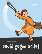 Cover-Bild zu David gegen Goliat von Kündig, Claudia