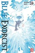 Cover-Bild zu Kato, Kazue: Blue Exorcist - Band 24
