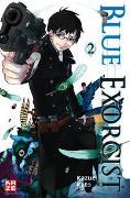 Cover-Bild zu Kato, Kazue: Blue Exorcist 02