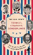 Cover-Bild zu Trinker, Cowboys, Sonderlinge von Gerste, Ronald D.