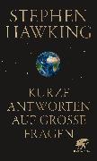 Cover-Bild zu Kurze Antworten auf große Fragen von Hawking, Stephen