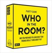 Cover-Bild zu Who in the Room