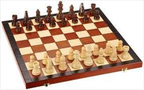 Cover-Bild zu Schachkassette Fischer - Feld 45 mm