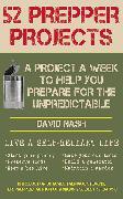 Cover-Bild zu Nash, David: 52 Prepper Projects