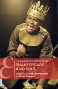 Cover-Bild zu Loewenstein, David (Hrsg.): The Cambridge Companion to Shakespeare and War