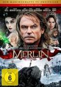 Cover-Bild zu Stevens, David (Reg.): Merlin