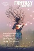 Cover-Bild zu Fantasy Magazine, Issue 64 (February 2021) (eBook) von Adams, John Joseph