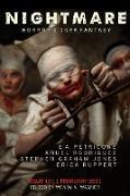 Cover-Bild zu Nightmare Magazine, Issue 101 (February 2021) (eBook) von Adams, John Joseph