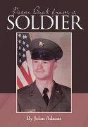 Cover-Bild zu Poem Book from a Soldier (eBook) von Adams, John