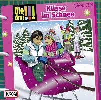 Cover-Bild zu Jülich, Kim (Gelesen): Küsse im Schnee