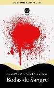 Cover-Bild zu Bodas de sangre (eBook) von Lorca, Federico García