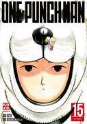 Cover-Bild zu Murata, Yusuke: ONE-PUNCH MAN 15
