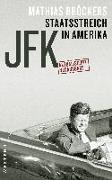 Cover-Bild zu Bröckers, Mathias: JFK - Staatsstreich in Amerika