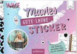 Cover-Bild zu Mavie Noelle: Mavies Gute-Laune-Sticker. Für Schülerkalender oder Bullet Journal