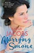 Cover-Bild zu Marrying Simone (eBook) von Jacobs, Anna